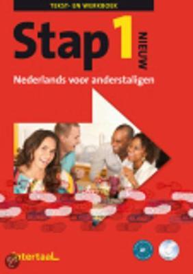Stap Tekst-en werkboek + CD: Tekst-/werkboek + audio CD s (4)