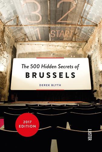 The 500 Hidden Secrets of Brussels (Paperback)