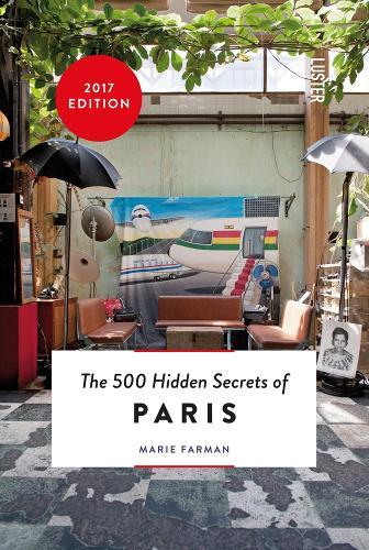 500 Hidden Secrets of Paris (Paperback)