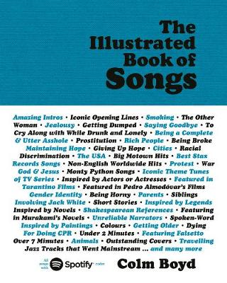 The Illustrated Book of Songs (Hardback)