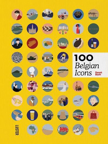 100 Belgian Icons (Hardback)