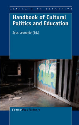 Handbook of Cultural Politics and Education (Hardback)