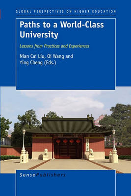 Paths to a World-Class University: Lessons from Practices and Experiences - Global Perspectives on Higher Education 23 (Hardback)