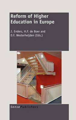 Reform of Higher Education in Europe (Hardback)
