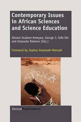 Contemporary Issues in African Sciences and Science Education (Paperback)