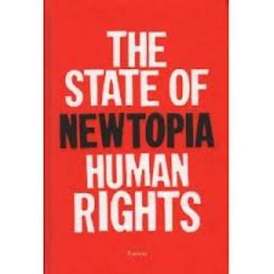 The State of Newtopia - Human Rights (Hardback)
