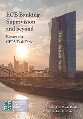 ECB Banking Supervision and Beyond (Paperback)