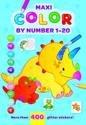 Super Colour by Number (Paperback)