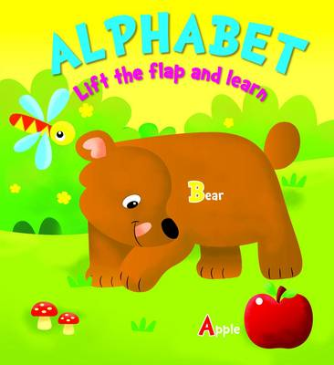 Lift the Flap and Learn: Alphabet - Lift the Flap and Learn (Board book)