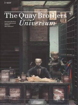 The Quay Brothers' Universum (Paperback)