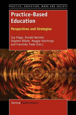 Practice-Based Education: Perspectives and Strategies - Practice, Education, Work and Society 6 (Paperback)