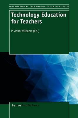 Technology Education for Teachers (Paperback)