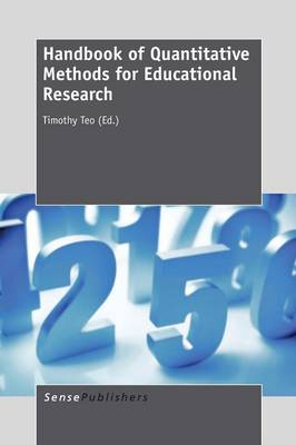 Handbook of Quantitative Methods for Educational Research (Paperback)