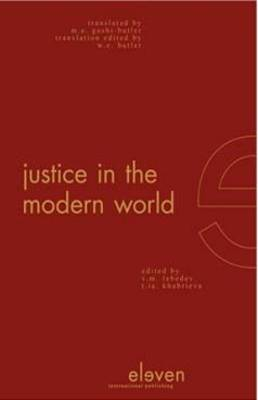 Justice in the Modern World (Hardback)