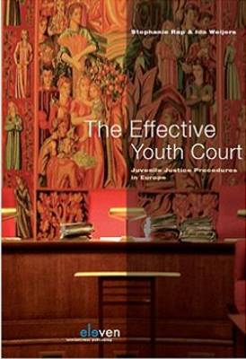 The Effective Youth Court: Juvenile Justice Procedures in Europe (Paperback)