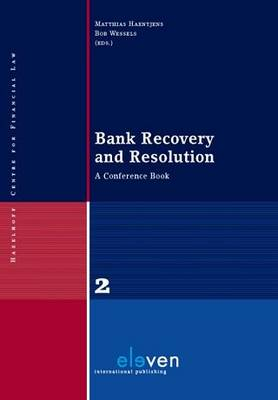 Bank Recovery and Resolution: A Conference Book (Paperback)