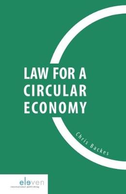 Law for a Circular Economy (Paperback)