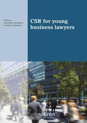 CSR for young business lawyers (Paperback)