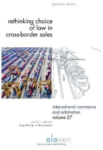 Rethinking Choice of Law in Cross-Border Sales (Hardback)