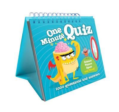One Minute Quiz: General (Spiral bound)