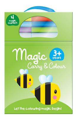Magic Carry and Colour: Green (Paperback)