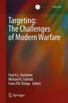 Targeting: The Challenges of Modern Warfare (Hardback)