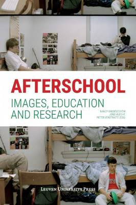 Afterschool: Images, Education and Research - Studia Paedagogica (Paperback)