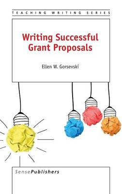 Writing Successful Grant Proposals (Hardback)