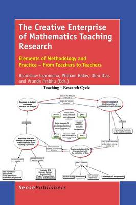 The Creative Enterprise of Mathematics Teaching Research: Elements of Methodology and Practice - From Teachers to Teachers (Paperback)