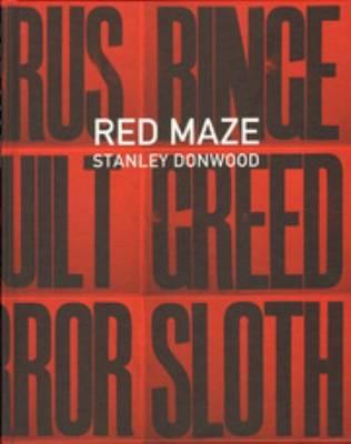 Stanley Donwood - Red Maze (Hardback)
