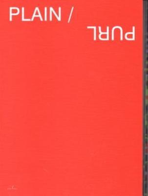 Rechts Averechts - Plain Purl (Paperback)