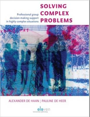 Solving Complex Problems: Professional Group Decision-Making Support in Highly Complex Situations (Hardback)