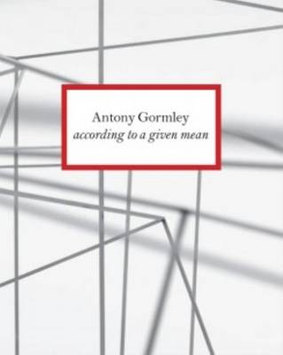 Antony Gormley - According to a Given Mean (Paperback)
