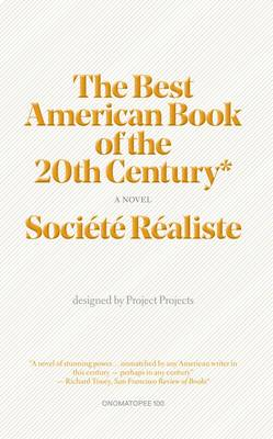 The Best American Book of the 20th Century - OMP 100 (Paperback)