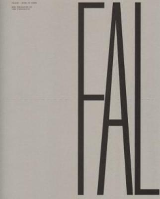 Misha De Ridder - Falaise (Paperback)