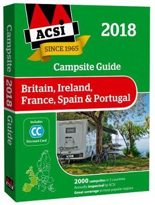 Campsite Guide 2018 2018: ACSISITE.01 (Paperback)