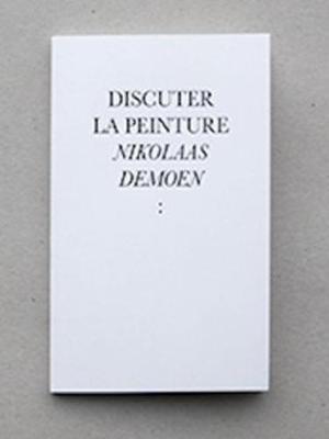 Discuter la Peinture (Paperback)
