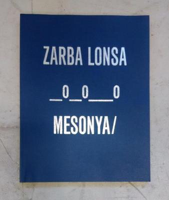 Zarba Lonsa, _0_0__0, Mesonya (Paperback)