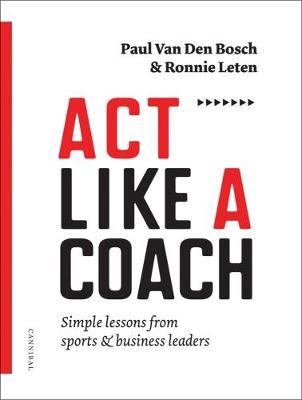 Act Like a Coach (Paperback)
