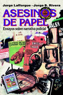 Asesinos De Papel (Paperback)
