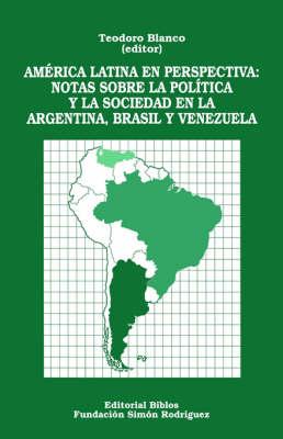 America Latina En Perspectiva (Paperback)