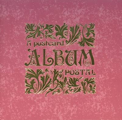 A Postcard Book