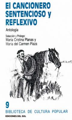 Cancionero Sentencioso y Reflexivo, El (Paperback)