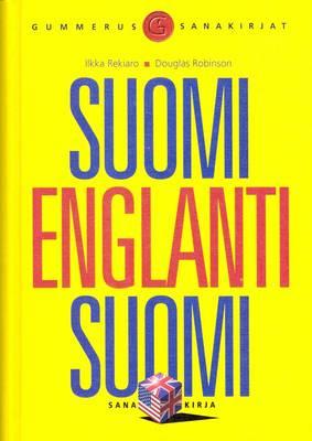 Finnish-English and English-Finnish Dictionary (Hardback)