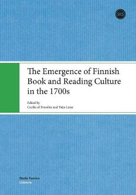 Emergence of Finnish Book & Reading Culture in the 1700s (Paperback)