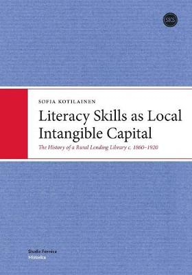Literacy Skills as Local Intangible Capital (Paperback)