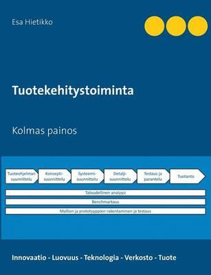 Tuotekehitystoiminta (Paperback)