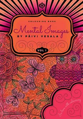 Mental Images Vol 1 Colouring Book (Paperback)