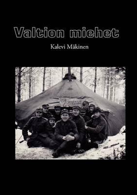 Valtion Miehet (Paperback)