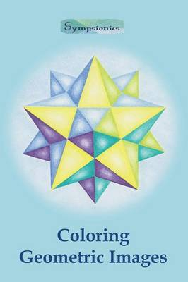 Coloring Geometric Images (Paperback)